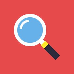search-flat
