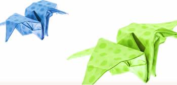Origami-Inspired Sculptures