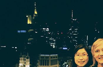 The Frankfurt Art Experience