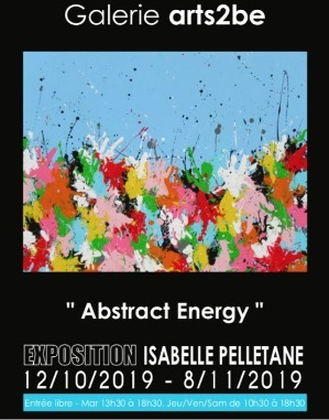 ABSTRACT ENERGY – Wavre – not far from Brussels