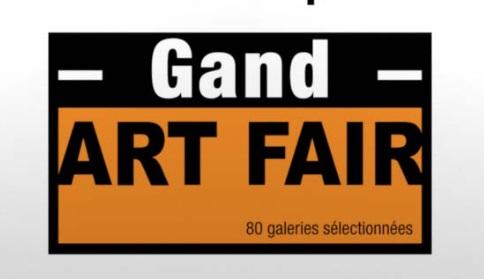 International art fair of contemporary art in Gent
