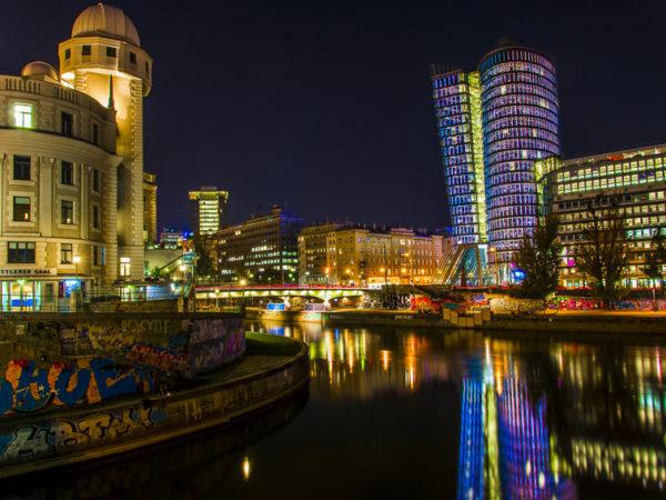 New art activity host in Vienna