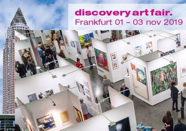 THE DISCOVERY ART FAIR · FRANKFURT