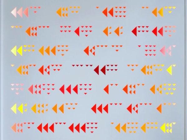 Numbers & Lights – Nombres et Lumières – Exhibition Philippe Leblanc