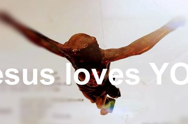Concert-ceremony – Jesus loves you exhibition