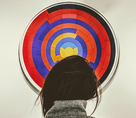 Philippe Leblanc: Geometric Abstraction & Kinetic Art