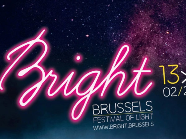 Bright Brussels Festival of light 2020